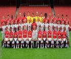 Plantel de Arsenal F.C. 2009-10