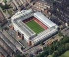 Estádio de Liverpool F.C. - Anfield -