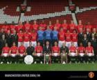 Plantel de Manchester United F.C. 2008-09