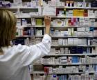 Pharmaceutical tomar um medicamento