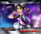 Kamazi Shun, a melhor amiga de Dan é um garoto forte e solitário
