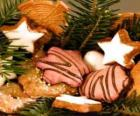 biscoito doce de Natal