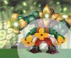 Florus o venenoso (Serie 1) (Floresta) (Potencia 4)