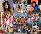 Várias fotos de High School Musical 2