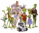 Personagens Principais do Planet 51