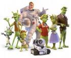 Personagens Principais do Planet 51