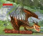 Pesadelo Monstruoso, o dragão mais feroz e temido