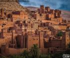 Ksar de Aït Ben Haddou, Marrocos