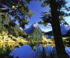 Te Wahipounamu - Sudoeste da Nova Zelândia.
