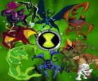 As 10 personalidades original Ben 10 aliens