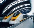Eurostar, comboio de alta velocidade