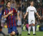 Lionel Messi x Cristiano Ronaldo