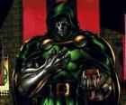 Doutor Doom é um supervilão e inimigo do Quarteto Fantástico