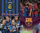 Liga dos Campeões - UEFA Champions League 2009-10 semifinal, FC Internazionale Milano - Fc Barcelona