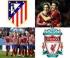 Liga Europa da UEFA, semifinal 2009-10, Atlético de Madrid - Liverpool FC