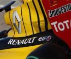 Escudo de Renault F1