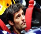 Mark Webber - Red Bull - Xangai 2010