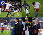 Hamburger SV 0 - Fulham FC 0