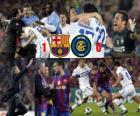 Fc Barcelona 1 - FC Internazionale Milano 0