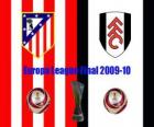 Liga Europa 2009-10 Final Atletico Madrid vs Fulham FC