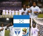 Seleção de Honduras, do Grupo H, da África do Sul 2010