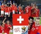 Seleção da Suíça, do Grupo H, África do Sul 2010