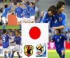 Seleção do Japão, o Grupo E, na África do Sul 2010