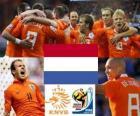Seleção da Holanda, Grupo E, na África do Sul 2010