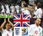 Seleção da Inglaterra Grupo C, África do Sul 2010