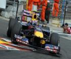 Mark Webber - Red Bull - Monte Carlo de 2010