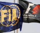 Bandeiras da Federação Internacional de Automobilismo