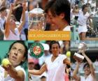 Francesca Schiavone Garros 2010 Roland Campeão