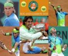 Rafael Nadal, campeão de Roland Garros 2010