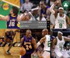 Finais da NBA 2009-10, Jogo 3, Los Angeles Lakers 91 - Boston Celtics 84
