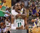 Finais da NBA 2009-10, Jogo 4, Los Angeles Lakers 89 - Boston Celtics 96