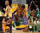 Finais da NBA 2009-10, Game 6, Boston Celtics 67 - Los Angeles Lakers 89