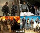 Equipa A-Team, o filme segue as aventuras de um comando de elite militar no Iraque para E.U.