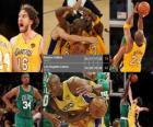 Finais da NBA 2009-10, Jogo 7, Boston Celtics 79 - Los Angeles Lakers 83