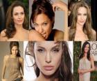 Angelina Jolie é uma atriz de cinema e televisão, modelo, filantropo, socialite e embaixadora da boa vontade do ACNUR E.U..