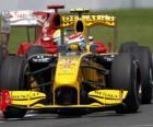 Vitaly Petrov - Renault - 2010 Montreal
