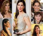 Sandra Bullock tem recebido numerosos prémios e nomeações pelas suas realizações interpretativas, dentre as quais incluem um Oscar de Melhor Atriz, um Globo de Ouro de melhor atriz drama
