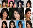 Selena Gomez é uma atriz americana de ascendência mexicana. Atualmente interpreta o personagem Alex Russo, no Disney Channel Original Series, Os Feiticeiros de Waverly Place