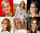 Emma Watson ficou conhecida por seu papel como Hermione Granger, uma das três estrelas da série de filmes Harry Potter