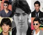 Joe Jonas é um músico, ator e cantor dos Estados Unidos