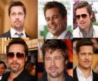 Brad Pitt chegou à fama em meados da década de 1990, depois de estrelar vários filmes de Hollywood