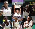 Selena Williams Campeão Wimbledon 2010