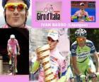 Ivan Basso, vencedor do Giro de Itália 2010