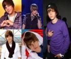 Justin Bieber é uma cantora pop canadense.