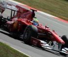 Felipe Massa - Ferrari - Silverstone 2010