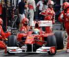 Felipe Massa - Ferrari - Hockenheim 2010